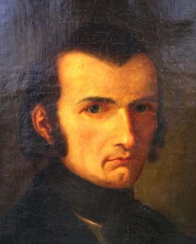 Johann Gottfried Seume (1763 - 1810)