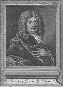 Daniel Georg Morhof (1639 - 1691)