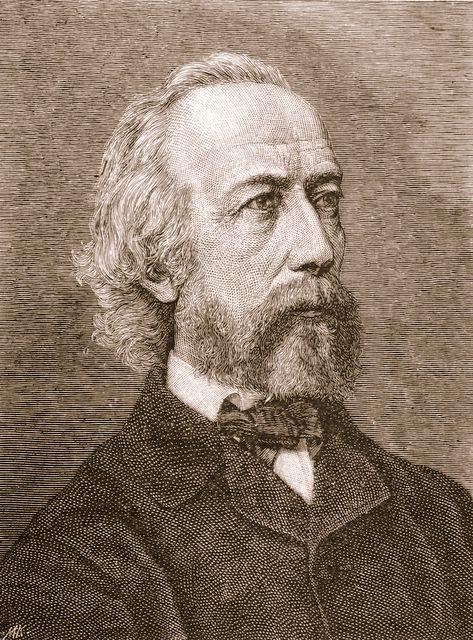 Klaus Groth (1819 - 1899)