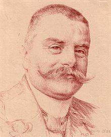 Detlev von Liliencron (1844 - 1909)