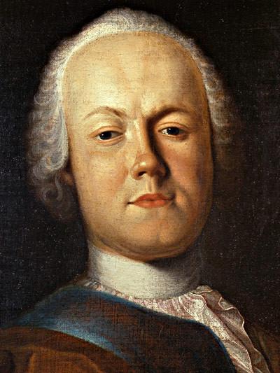 Johann Gottlieb Klopstock (1724 - 1803)