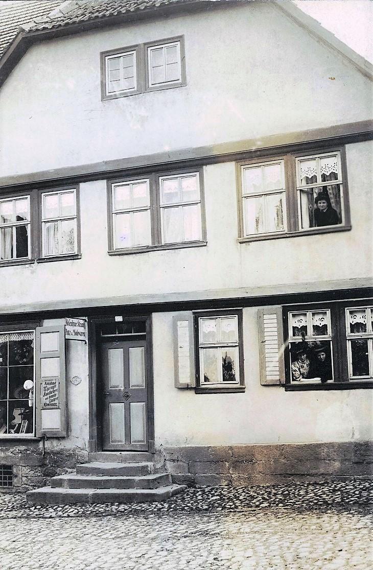 Haus Strauss Töpferstr. 150
