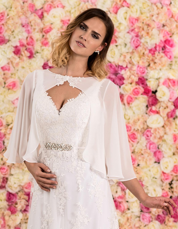 Brautjacke Beatriz von Monica Santana