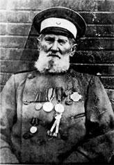 August Fehner, Heiligenloh, 1847 – 1934 (Mitgründer und Veteran 1870 / 71)