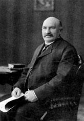 Wilhelm Meyer, Heiligenloh 4 (Mitgründer und Vorsitzender 1877)