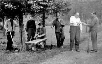 Erste Einsätze im Juni 1965