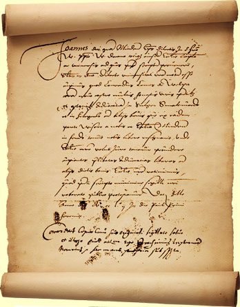 Die Urkunde von 1252