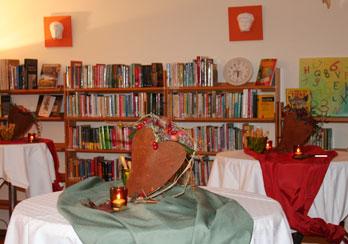 Herbstfest in der Bücherei 2009, Fotos: © Sabine Groß