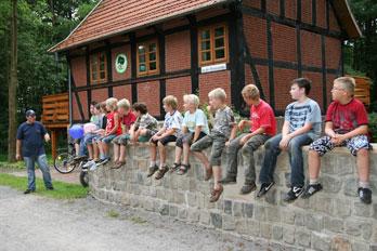 Ferienkiste / Kinderdisco 2009, Fotos © Burkhard Osterloh