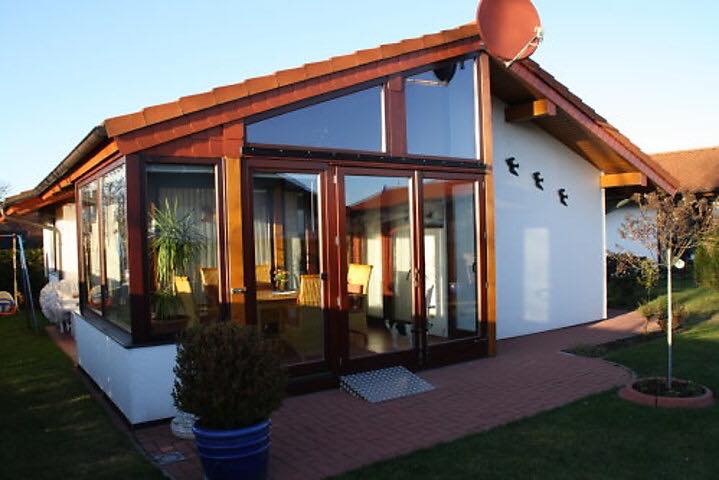 Ferienhaus Scholle K11 -Aussenansicht-