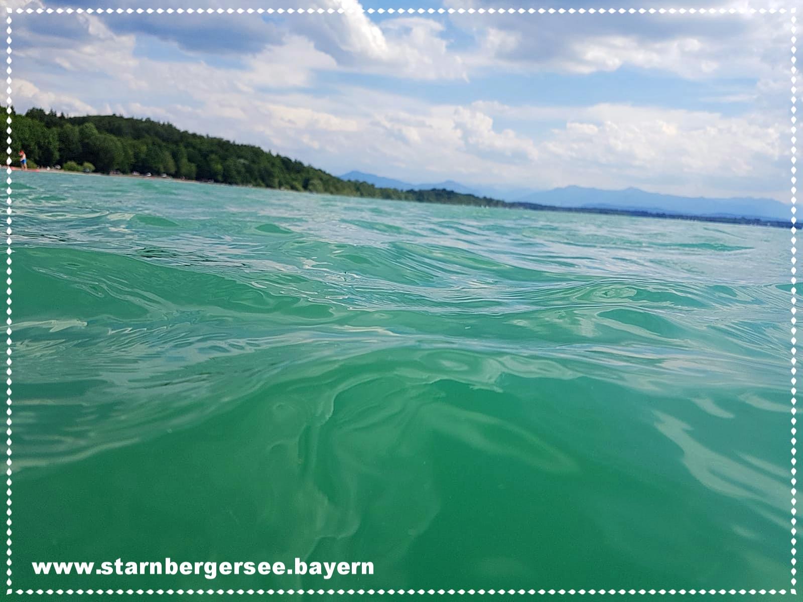 Erholungsgebiet Ambach - Starnberger See
