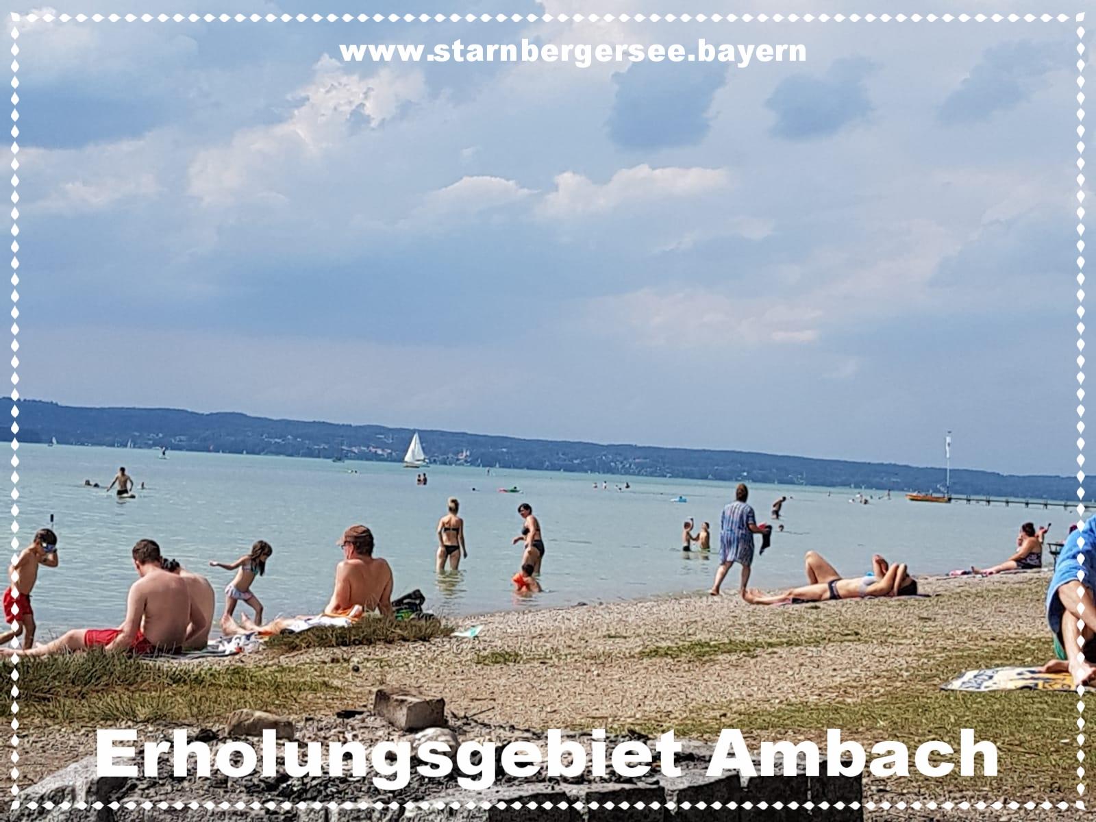 Erholungsgebiet Umbach am Starnberger See