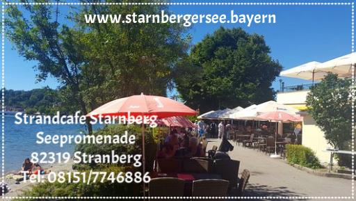 Restaurant direkt am Starnberger See