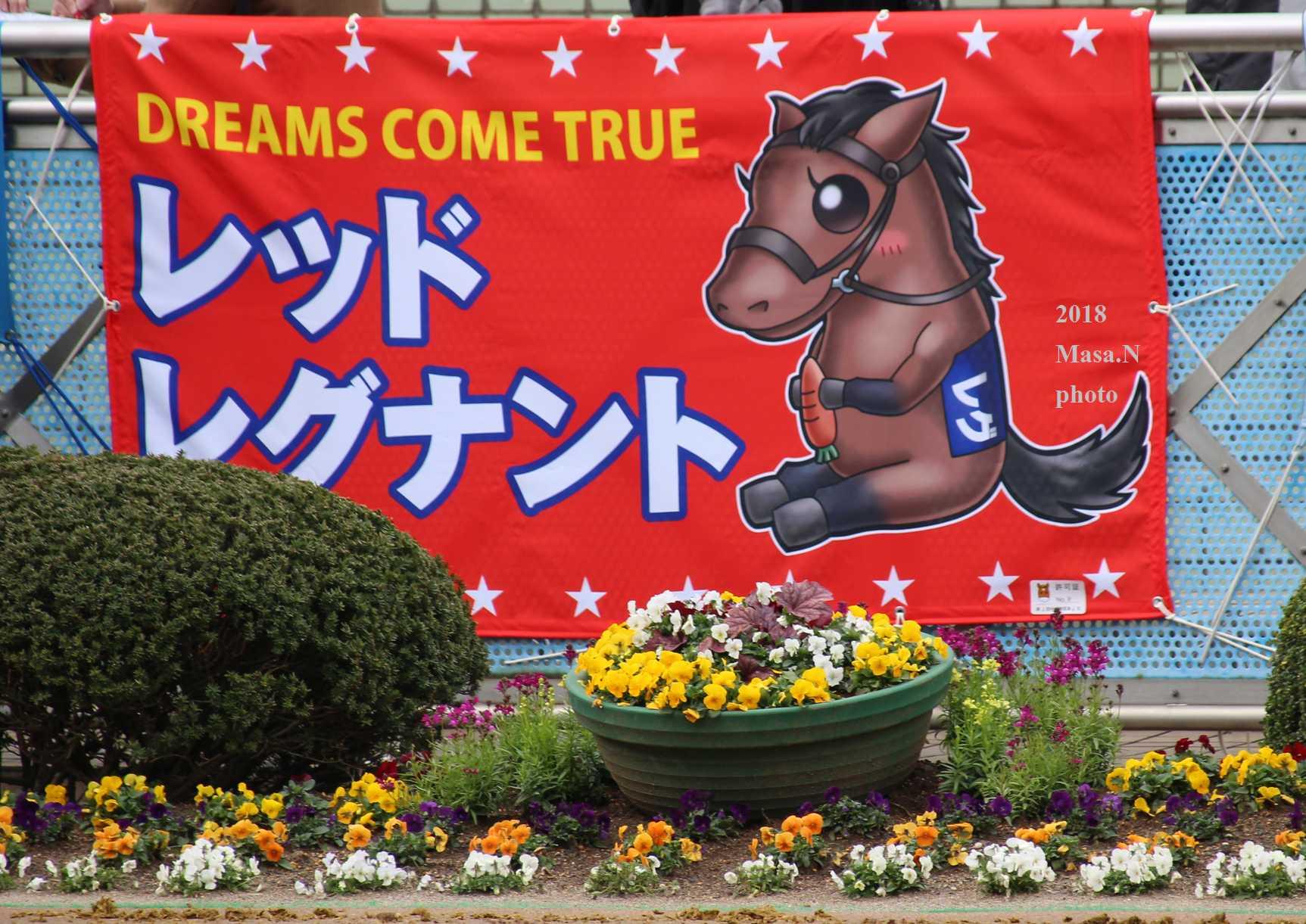 【競馬】レッドレグナント