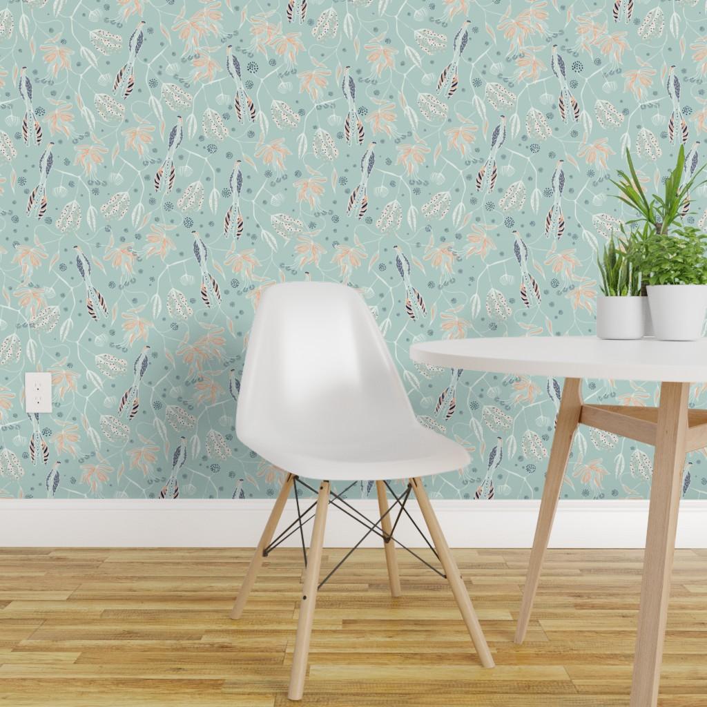 Wallpaper from Spoonflower