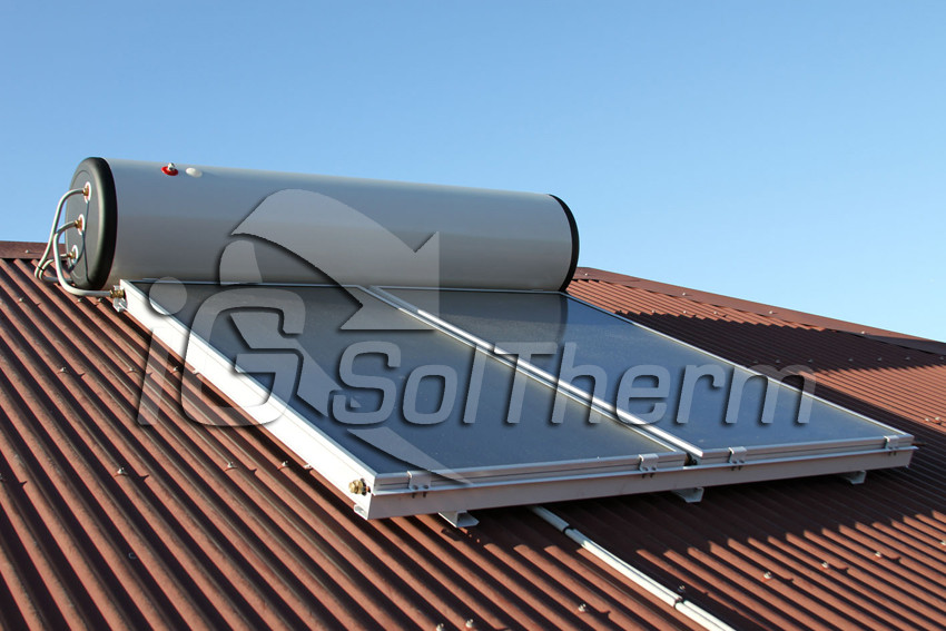 Chauffe-eau Solaire Thermosiphon