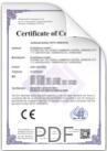 Certification CE Systèmes Chauffe Eau Solaires