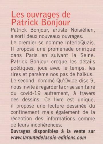 Patrick Bonjour dans la Presse