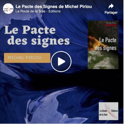 Écoutons un extrait du Pacte des Signes de Michel Piriou