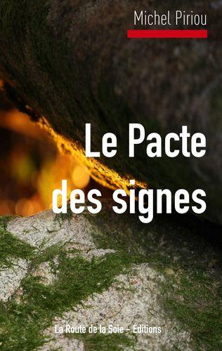 Le Pacte des signes de Michel Piriou
