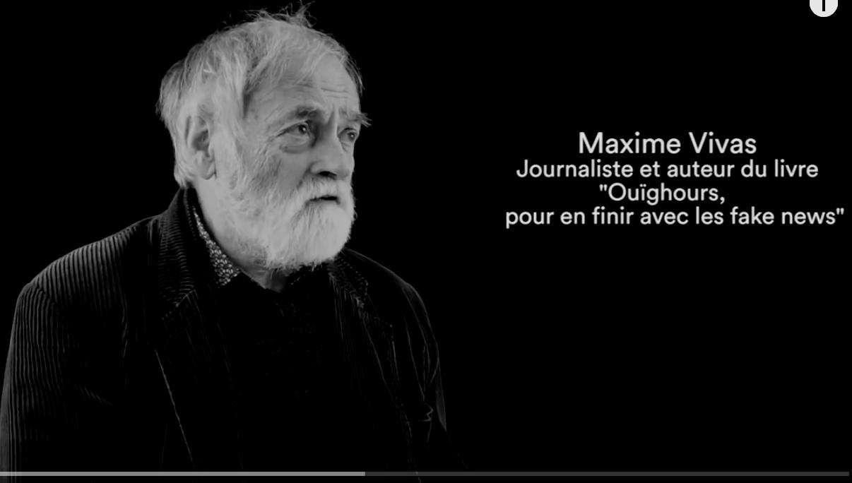 Maxime Vivas en vidéo