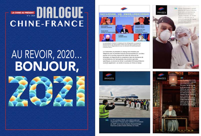La revue n°6 de Dialogue en ligne