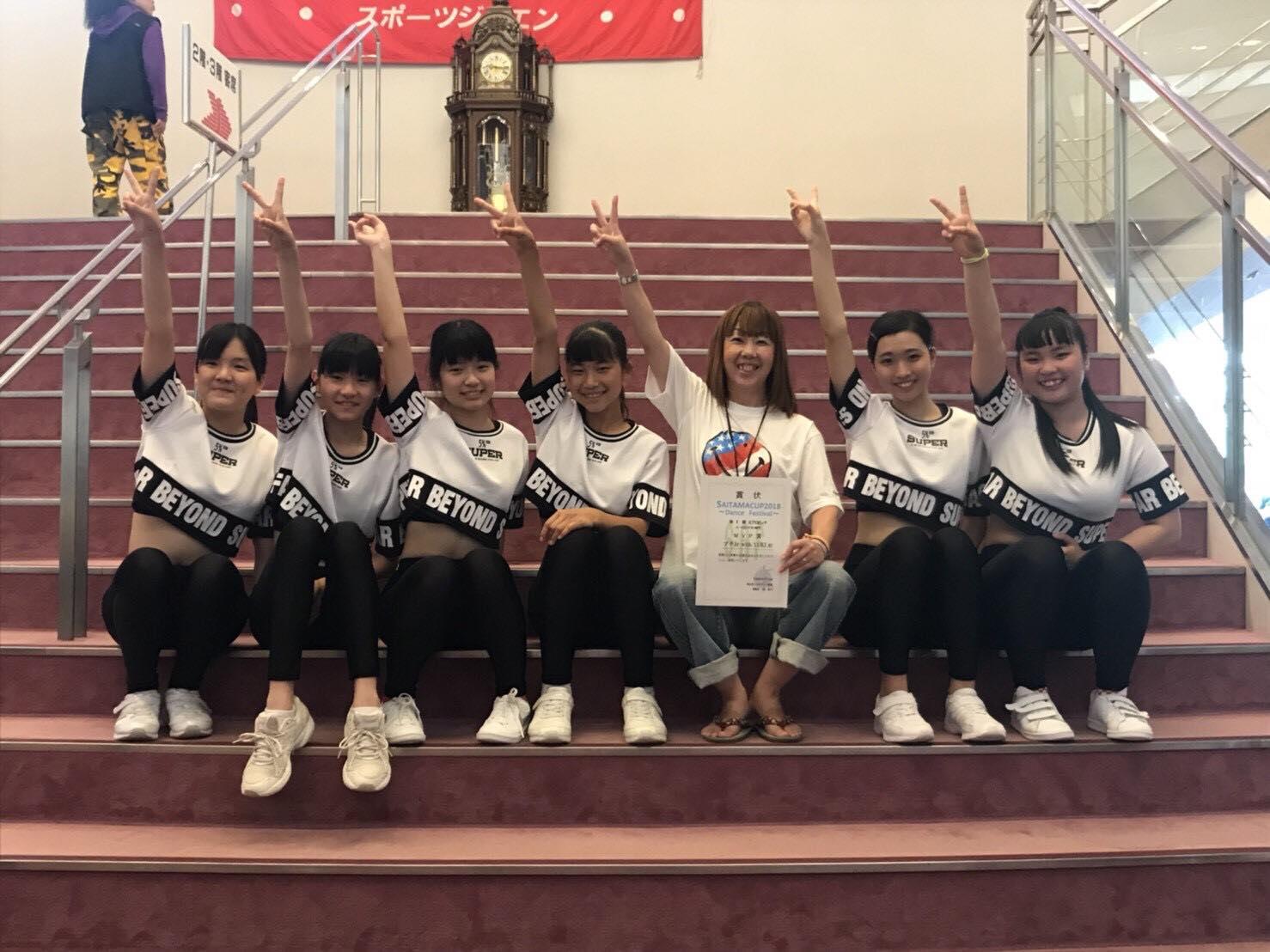 プチjr MVP賞 おめでとう!