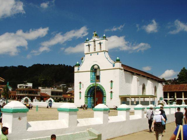 Kirche in Chamula