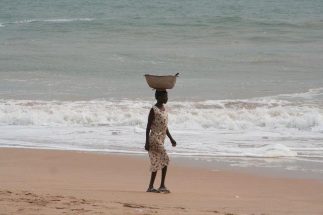 afrikanische Handtasche