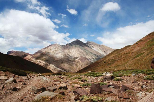 rund um den Aconcagua
