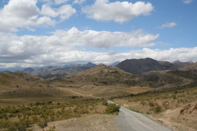 Molesworth Station Road