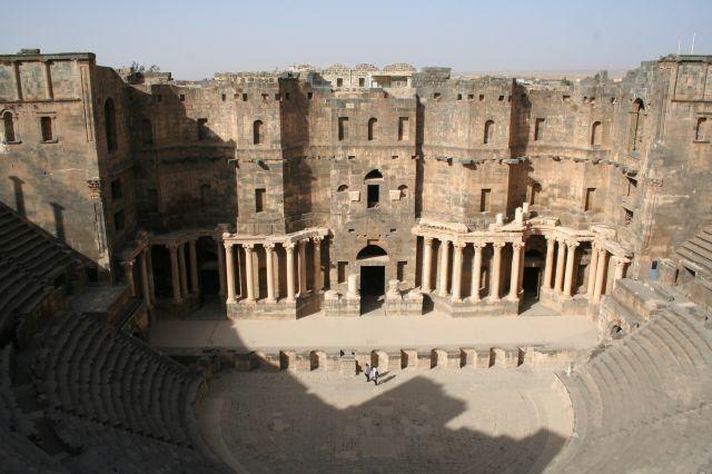 Theater von Bosra