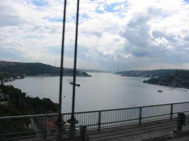 Überfahrt Bosporus