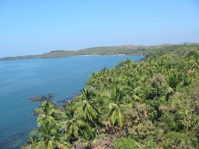 Goa`s Küste