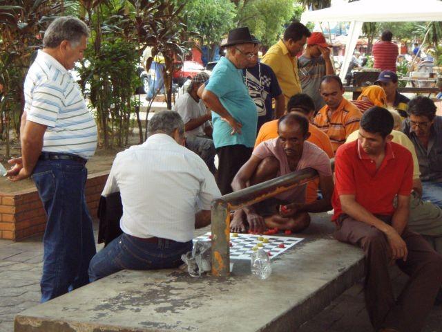 Zeitvertrieb in Manaus