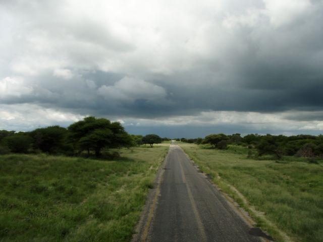 unterwegs im Okavango