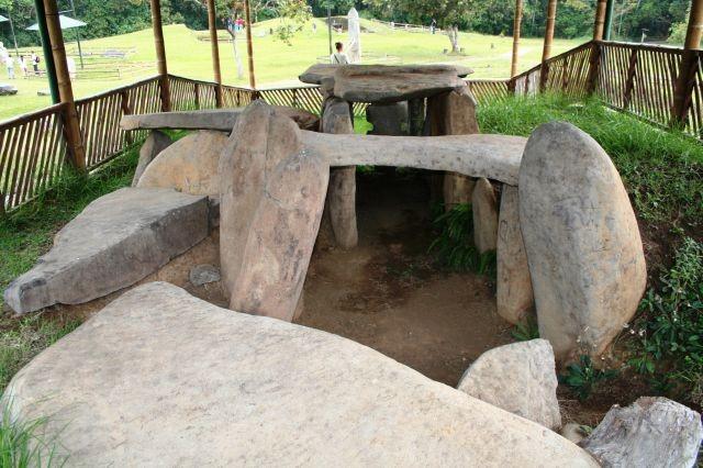 Grabstätte San Augustin