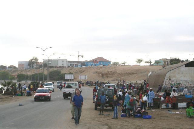 Fischmarkt Namibe