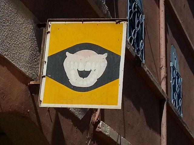 Zahnarzt gefällig