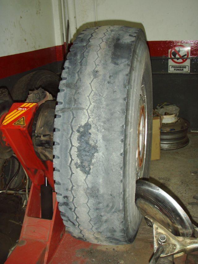 soll so ein Reifen aussehen?