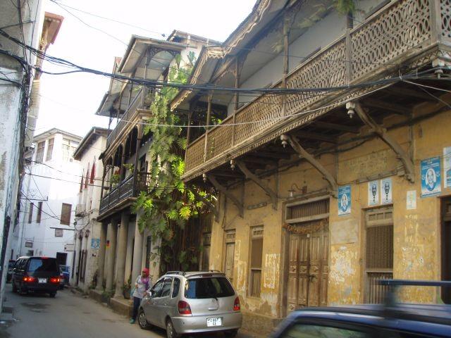 Sansibars Straßen