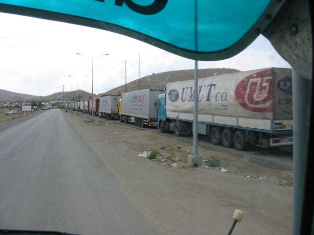 türkisch-iranischer Grenzübergang