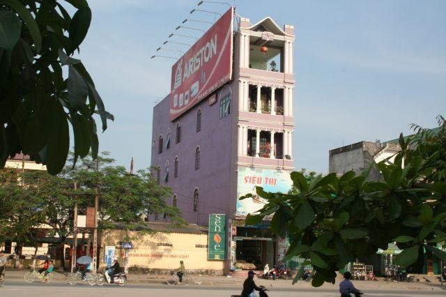 vietnamesischer Baustil