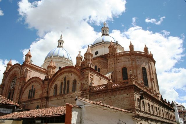 athedrale in Cuenca