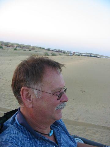 immer noch in der Wüste