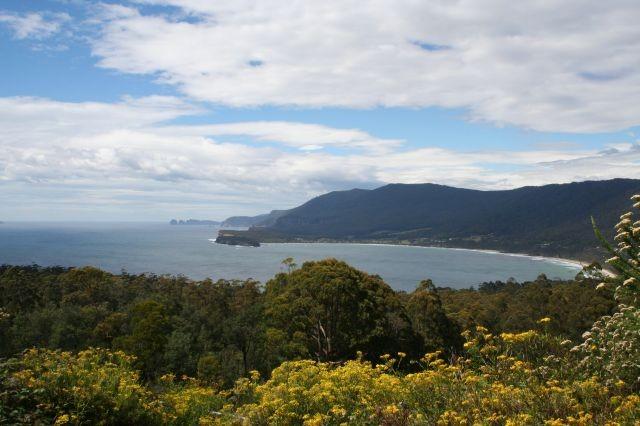 tasmanische Halbinsel
