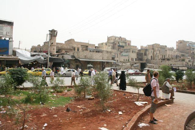 syrische Müllentsorgung