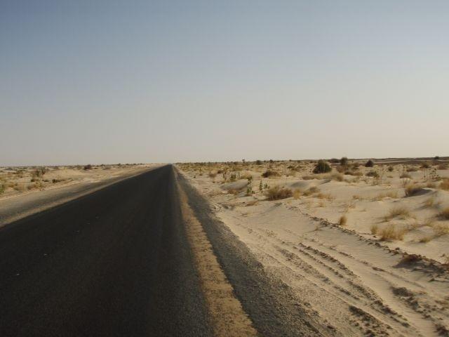 unterwegs nach Atar