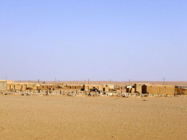 Dorf bei Resafa