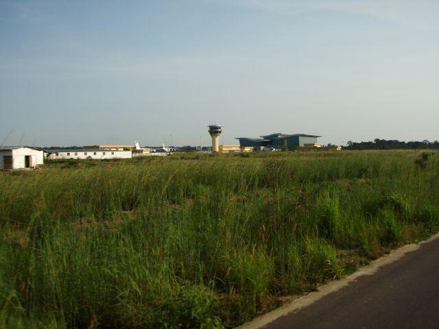 Präsidenten Flughafen in Oyo